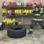 fire fighter workout