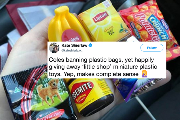 People Are Freaking Out Over Miniature Grocery Figurines And Honestly It's Too Much