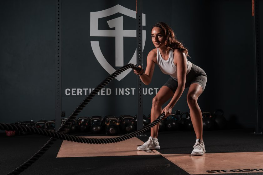 how to be a fit woman